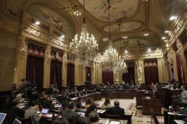 El REB y los problemas del Museo de Mallorca, a debate en pleno del Parlament