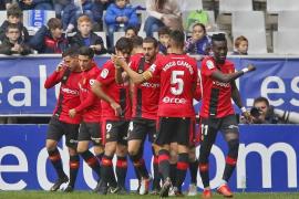 El Mallorca se lleva un buen punto de Oviedo (1-1)