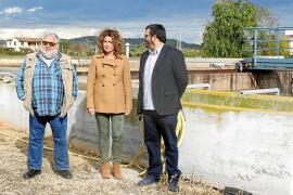 Porreres tendrá con el Impuesto de Turismo una balsa para riego con aguas depuradas