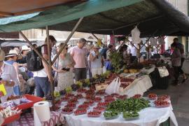 La mitad de 'placers' reclaman que el encargado del mercado de Sineu se reincorpore