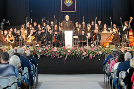 El 'Réquiem' de Mozart llena de emociones el Recinto Ferial de Ibiza