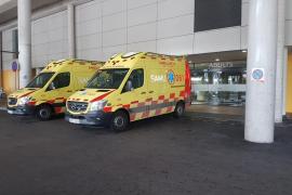 Seis heridos, uno de ellos grave, al salirse de la vía en la carretera de Petra a Santa Margalida
