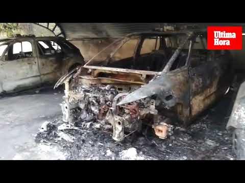 Los daños por el fuego en la sede policial de Son Gotleu alcanzan al menos los 500.000 euros