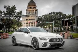 El Mercedes-AMG GT 53 4MATIC+ llega al mercado