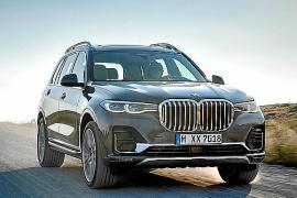 Una nueva dimensión de lujo: el primer BMW X7