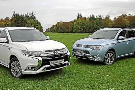 El Mitsubishi Outlander PHEV cumple cinco años