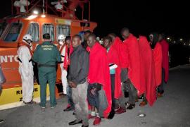 Mueren 17 inmigrantes en las costas de Melilla y Cádiz
