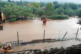 El Gobierno compensará los daños de las inundaciones del 18 y 19 de octubre en el norte de Mallorca