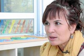 Esther Zarrias: «Familias que vienen a vivir a Mallorca eligen nuestro colegio»
