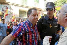 Soler acusa a un exdiputado del PP de incitar el ataque a los soberanistas