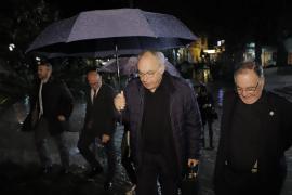 Funeral de Pere A. Serra