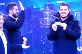 David Broncano y Dani Martín 'sabotean' por sorpresa a Pablo Motos en 'El Hormiguero'