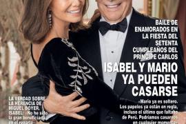 Vargas Llosa e Isabel Preysler