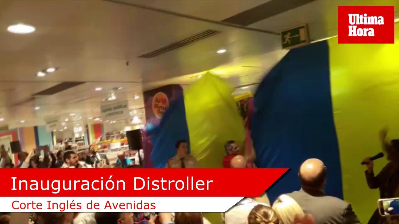 Distroller inaugura su primera tienda en El Corte Inglés de Palma