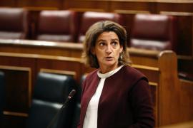 La ministra Teresa Ribera viajará a Menorca para conocer los efectos y daños del tornado que dejó sin electricidad a la isla