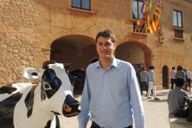 Sebastià Sagreras, director del Comité de Campaña del PP de Baleares