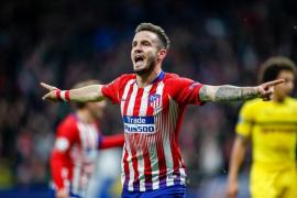 El Atlético impone su estilo al Dortmund