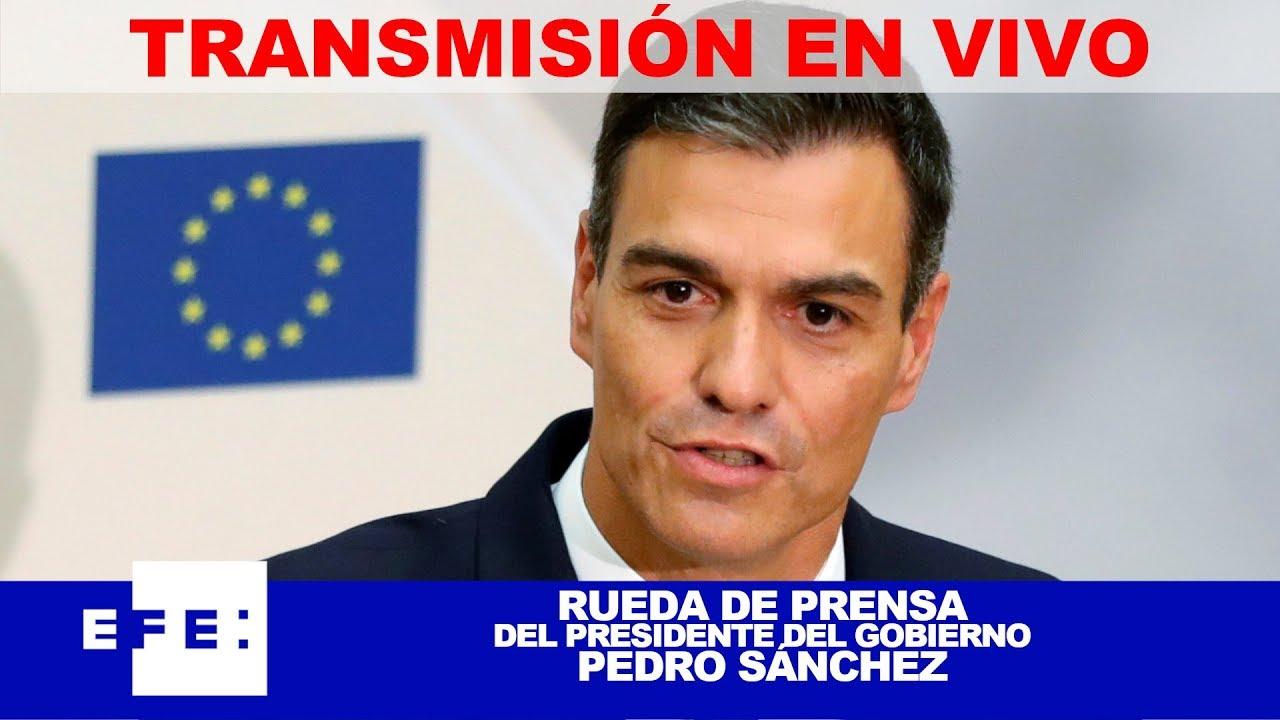Así ha sido la comparecencia de Pedro Sánchez tras el fallo del Supremo sobre las hipotecas