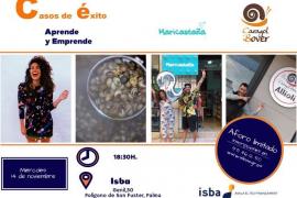 ISBA organiza la V Edición de Casos de Exito `Aprende y Emprende´ con dos modelos de negocio innovadores