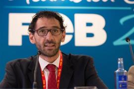 Garbajosa condena las palabras de Boscana y el Comité de Competición actuará