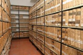 El Arxiu del Regne de Mallorca acogerá este jueves una nueva edición del documento del mes
