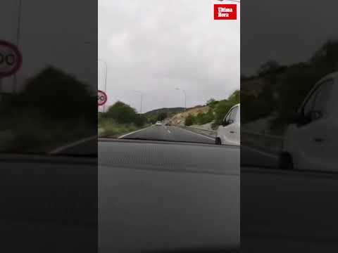 Críticas por la modificación de los carriles en la autopista de Palma a Andratx