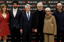 Enrique Cerezo lanza FlixOlé, una plataforma de cine español