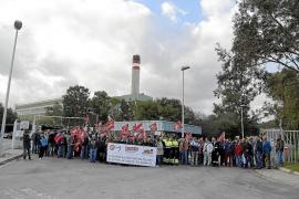 Los trabajadores de es Murterar siguen la estela de Cemex y convocan movilizaciones