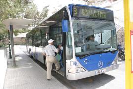 Los autobuses de la línea 3 de Palma llegarán hasta el Pla de Na Tesa