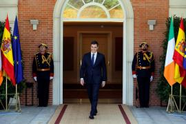 El Gobierno afirma que la seguridad de Sánchez «no se ha visto comprometida»