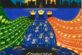 'S'Arribada' gana el concurso para ilustrar la Cabalgata de Reyes