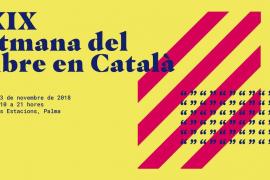 La XXIX Setmana del Llibre en Català se celebra en el Parc de ses Estacions