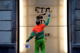 ETA admite que la última bomba que hizo estallar fue en la plaza Major de Palma