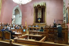 La Plataforma antiautopista lamenta no poder intervenir en el pleno del Consell