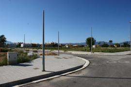Cort recepciona la urbanización de Son Ferragut, que acogerá 500 viviendas