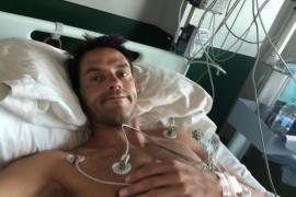 Toni Colom se recupera de una afección cardíaca en Son Espases