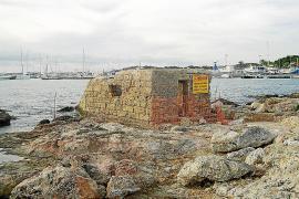 Vecinos de s'Estanyol y el Ajuntament piden a Costas la restauración del vivero d'en Roca