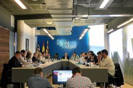 Sant Antoni dice que hay diálogo y negociación «constante» con el personal