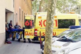 Un detenido intenta ahorcarse en los calabozos de la Policía Nacional de Palma