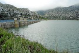 Los embalses acumulan este mes el doble de agua que hace solo un año