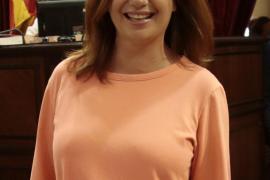Armengol, proclamada candidata del PSIB-PSOE a las elecciones autonómicas