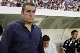 Sandoval afirma que el Córdoba no cambiará de estilo en Son Moix