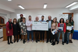 Educación entrega los premios de Formación Profesional de Grado Superior a 11 alumnos