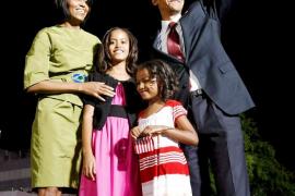 Michelle Obama revela se sometió a fecundación in vitro con sus dos hijas
