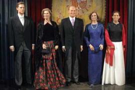 El Museo de Cera de Madrid estudia desplazar la figura de Urdangarín a la sala de Deportes
