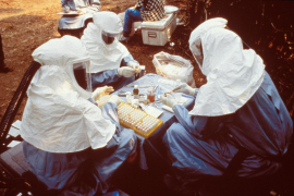 Devastador brote de ébola en el Congo