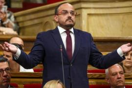 Alejandro Fernández sustituye a Xavier García Albiol en el PP catalán