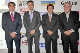 El Castillo Hotel Son Vida acoge la Gala del Golf 2011
