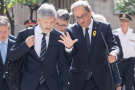 El PP lleva al pleno una ley para cesar a los políticos que permitan las esteladas