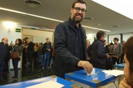 Antoni Noguera, cabeza de lista de Més per Palma para las elecciones de 2019